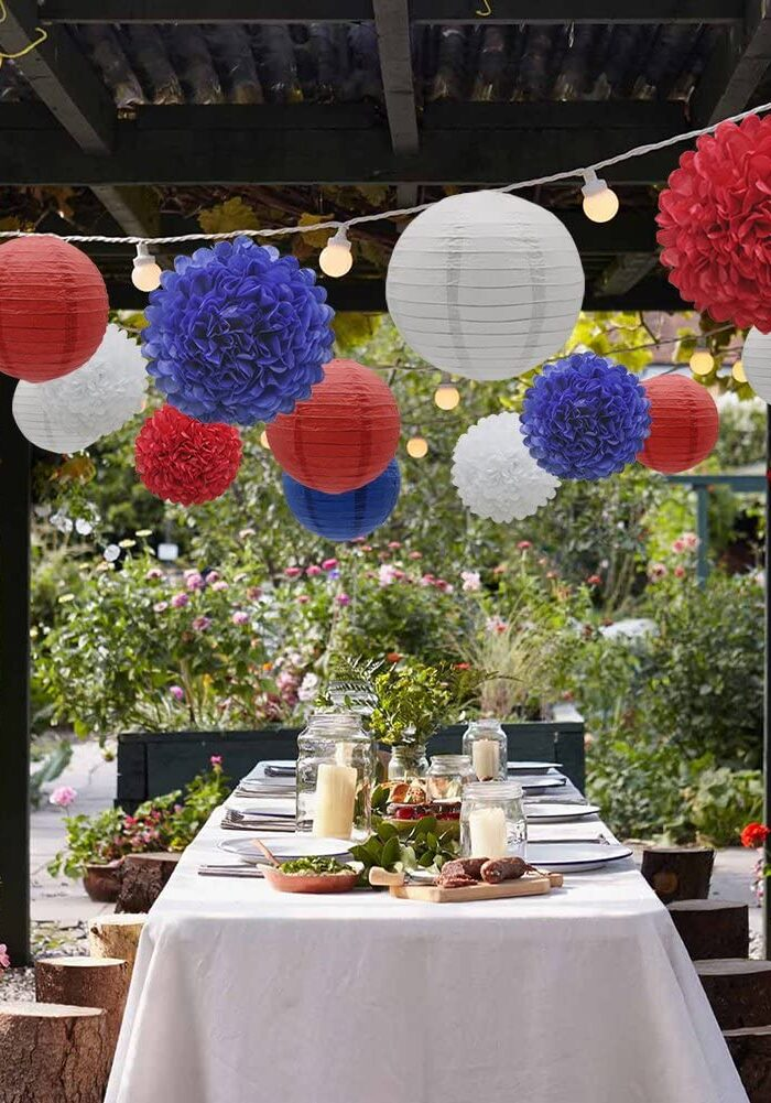 4th of July Decoration Ideas from Amazon