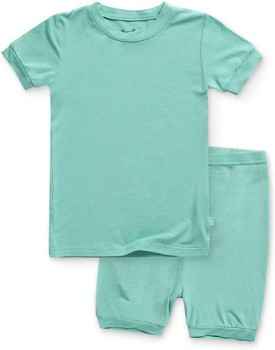 Solid Color Pajamas (Amazon)