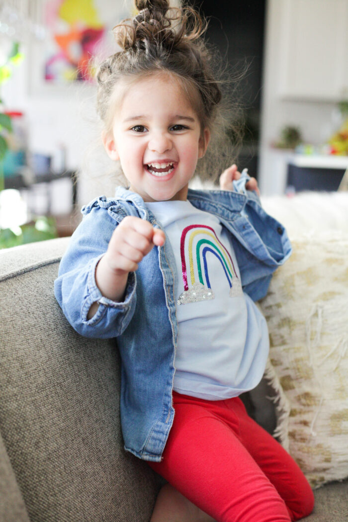 Rainbow Clothes for Toddlers Under $35