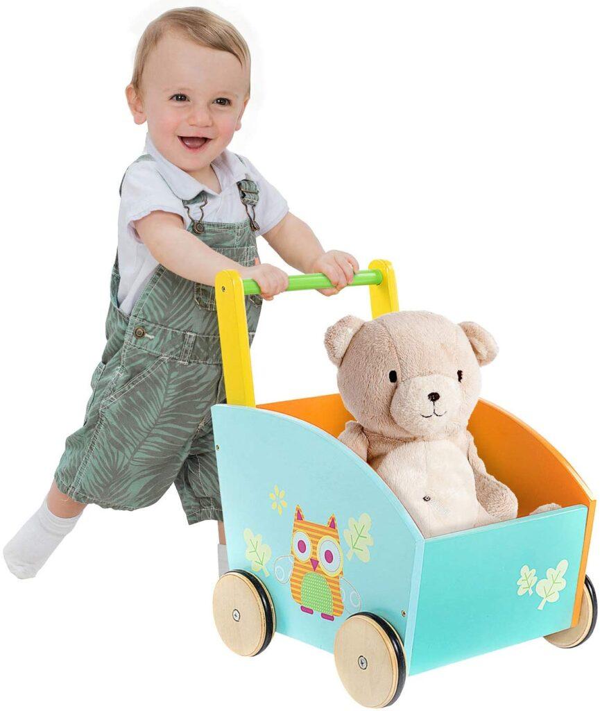 labebe - Baby Walker, Kid Shopping Cart Walker