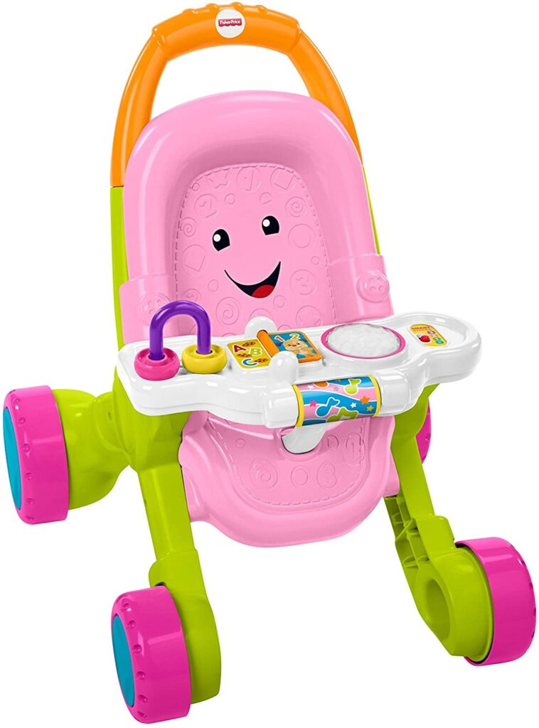 fisher-Price Stroll and Learn Walker