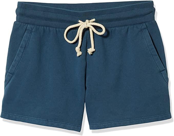 Fleece Drawstring Shorts