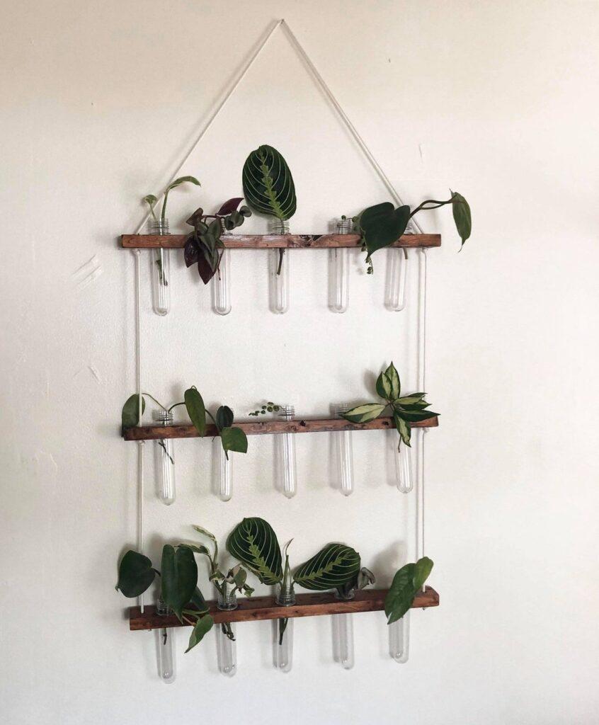 15 Vial Hanging Propagation Station