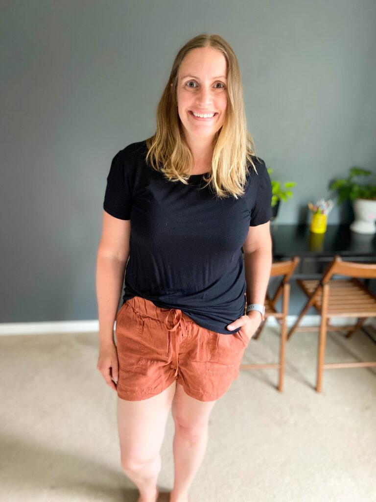 Caslon Linen Shorts (Nordstrom)