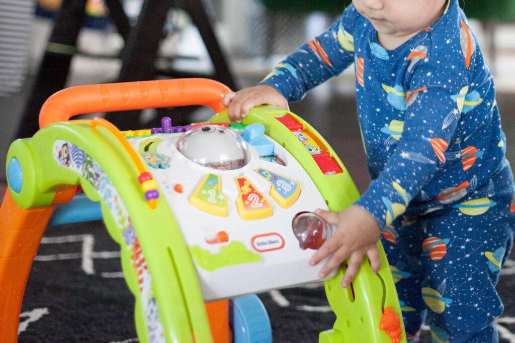Baby walker toys Little Tikes Light 'n Go 3-in-1 Activity Walker