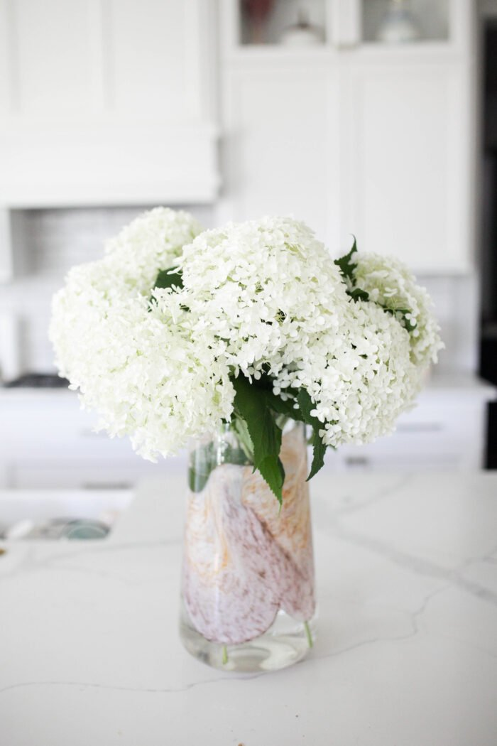 Tips for Enjoying Hydrangea in a Vase + How to Revive Wilted Blooms!