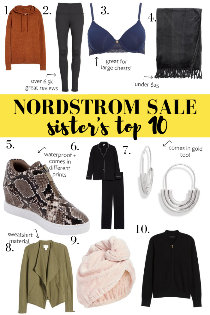 Nordstrom Anniversary Sale – My Sister's Top 10