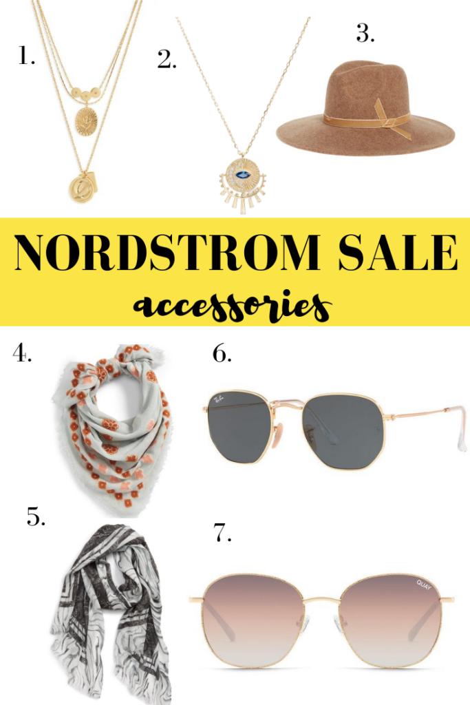 Nordstrom anniversary sale - accessories