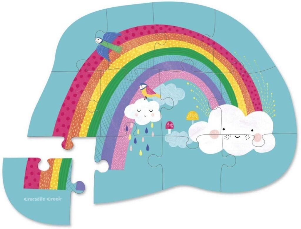 Rainbow Heaven Puzzle
