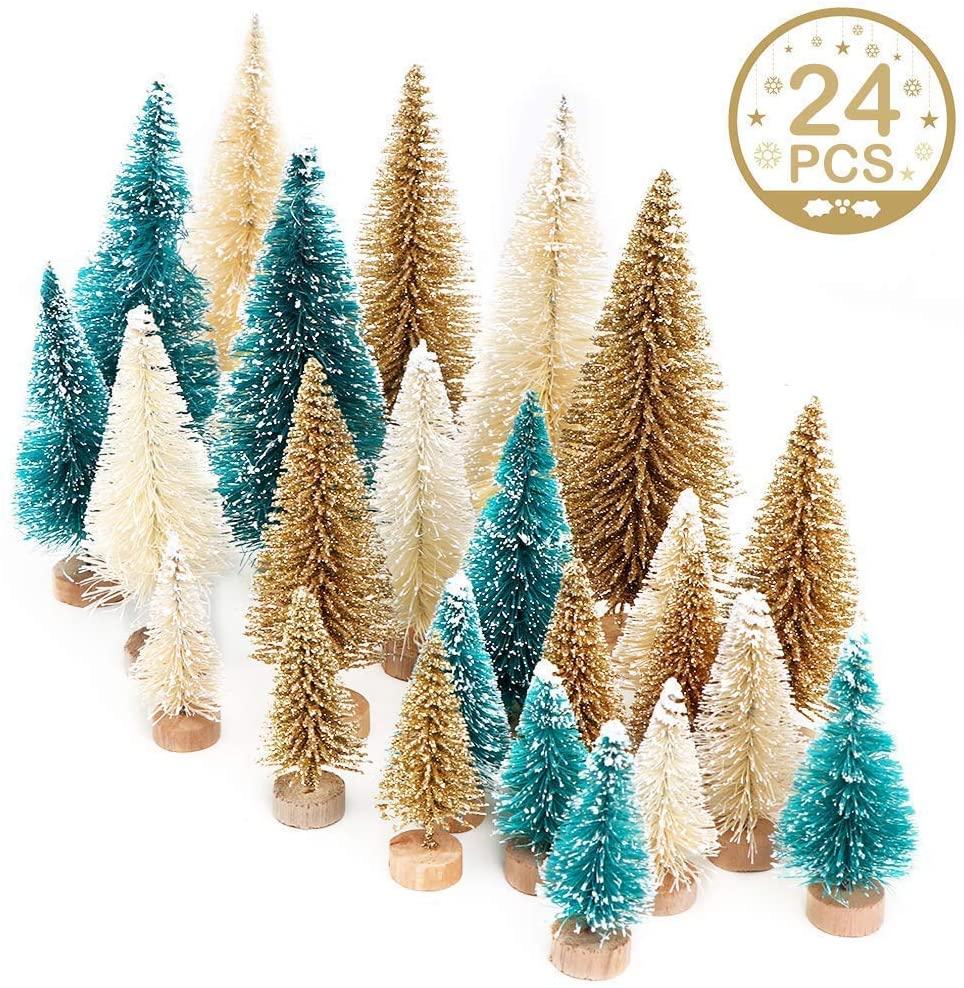 24 Piece Bottle Brush set from Amazon