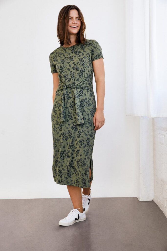 Colombe Dress (Amour Vert) $128