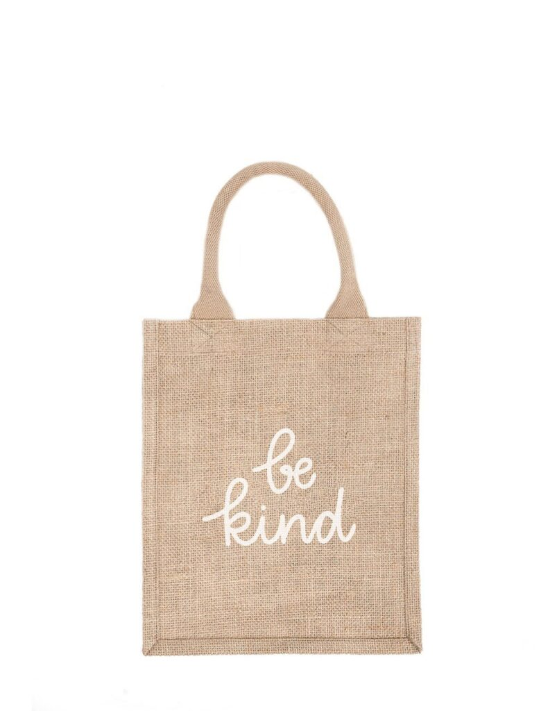 Reusable Gift Tote - Be Kind (The Little Market) $14
