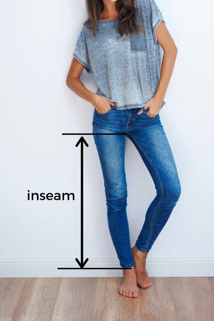 How do I measure my inseam?