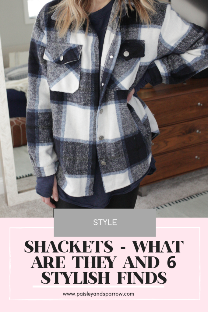 6 Stylish Shackets You'll Love