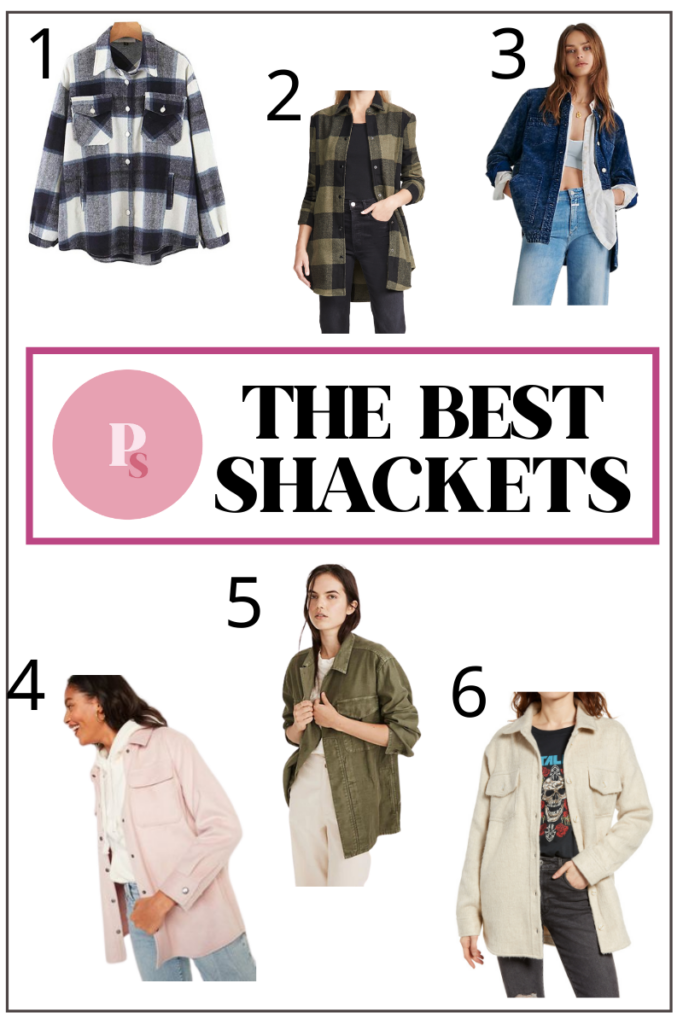 the 6 best shackets
