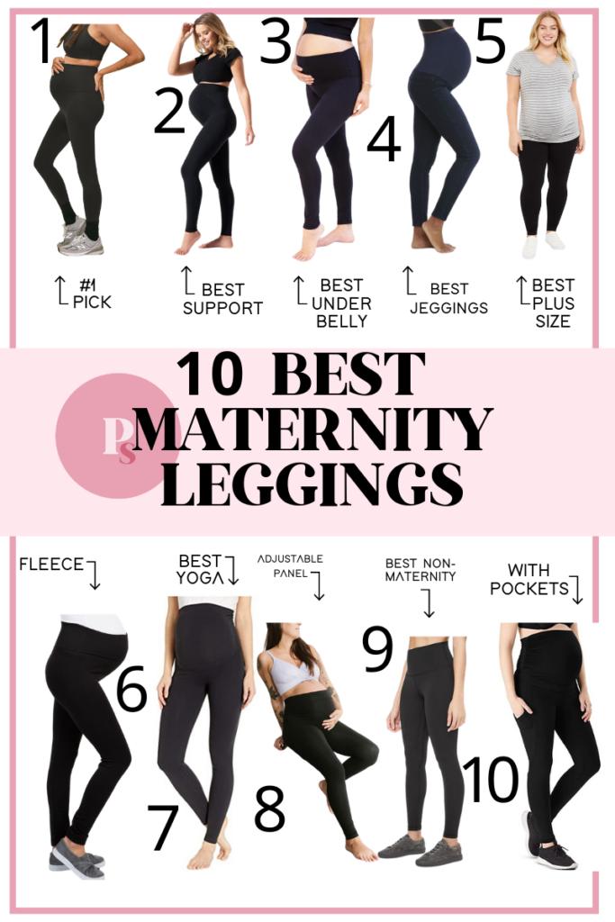 10 Best Maternity Leggings 2021