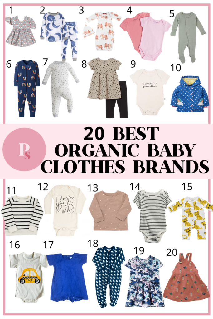 20 Best Organic Baby Clothes Brands (2021)