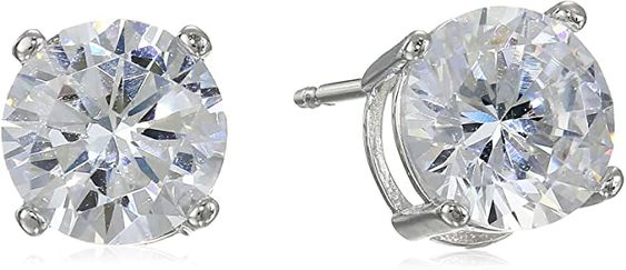 Best Budget Cubic Zirconia Stud Earrings