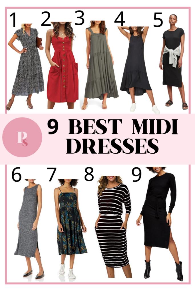 The 9 Best Midi Dresses