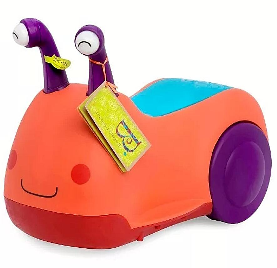 B. toys Snail Ride-On Buggly-Wuggly
