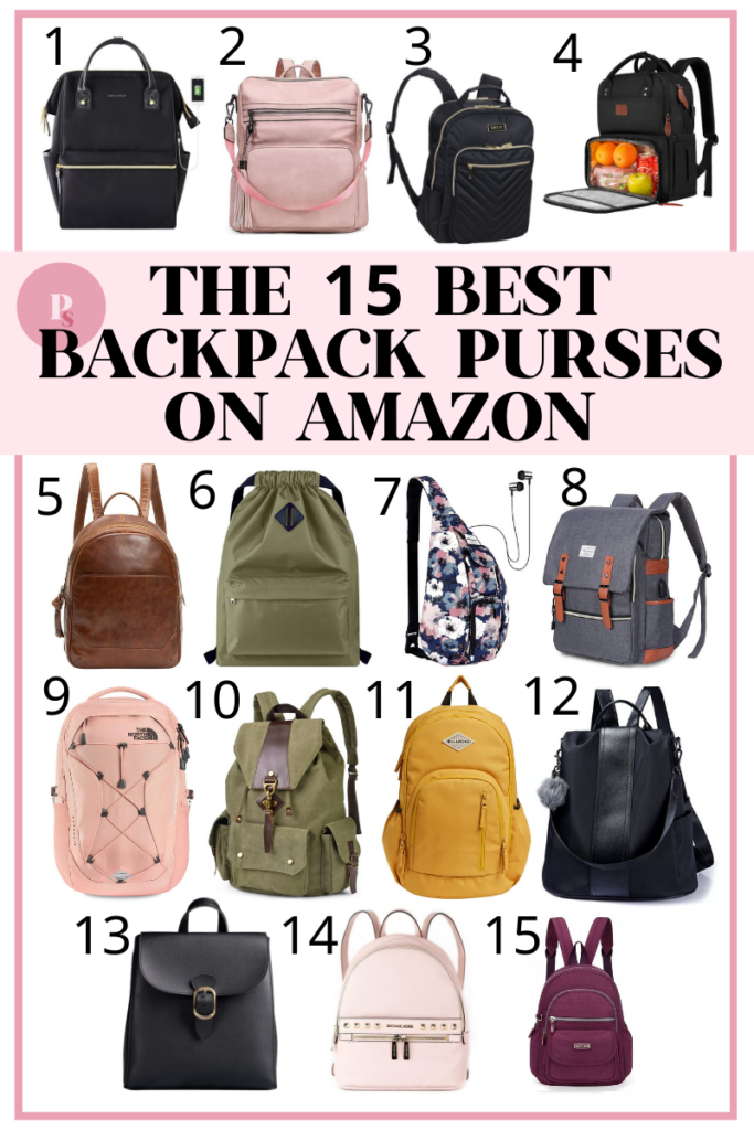 15 Best Backpacks on Amazon (2021)