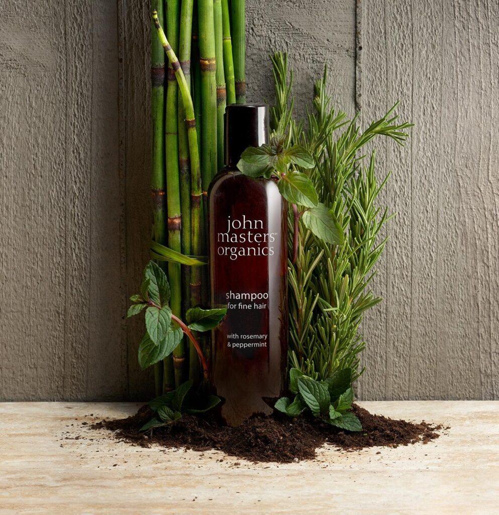 John masters organics shampoo
