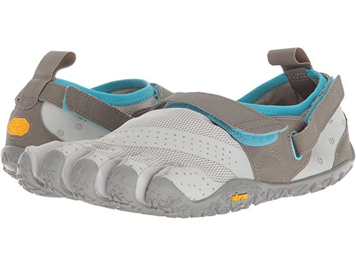 Vibram Women's V-Aqua Grey/Blue Water Shoe