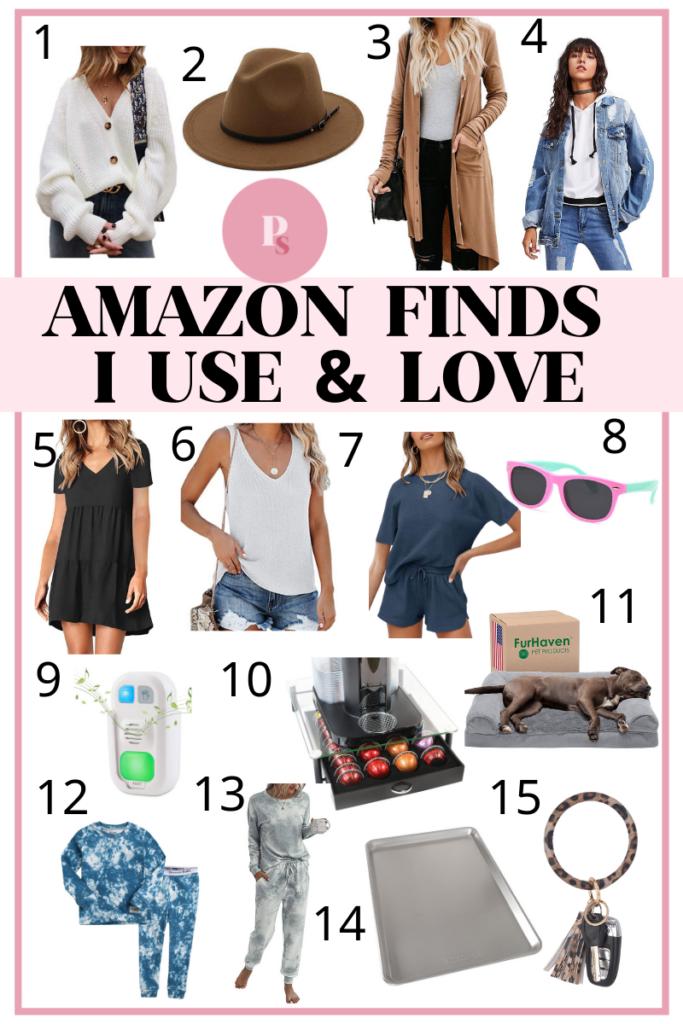 15 Amazon Favorites (April 2021)