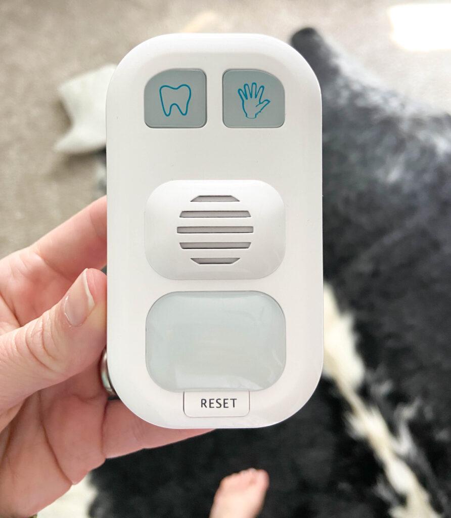 Amazon toothbrush timer