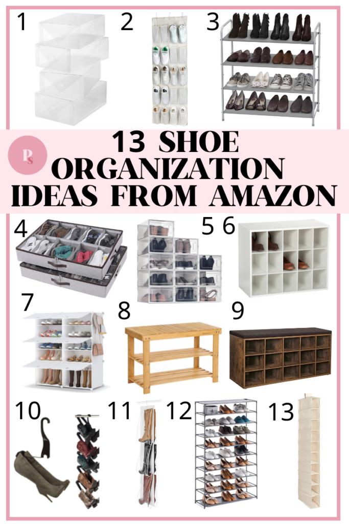 13 Best Shoe Organizer Ideas