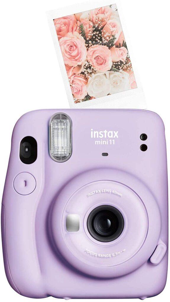 Fujifilm Instax Mini 11 Camera with 2X Fuji Instant Film Twin Pack