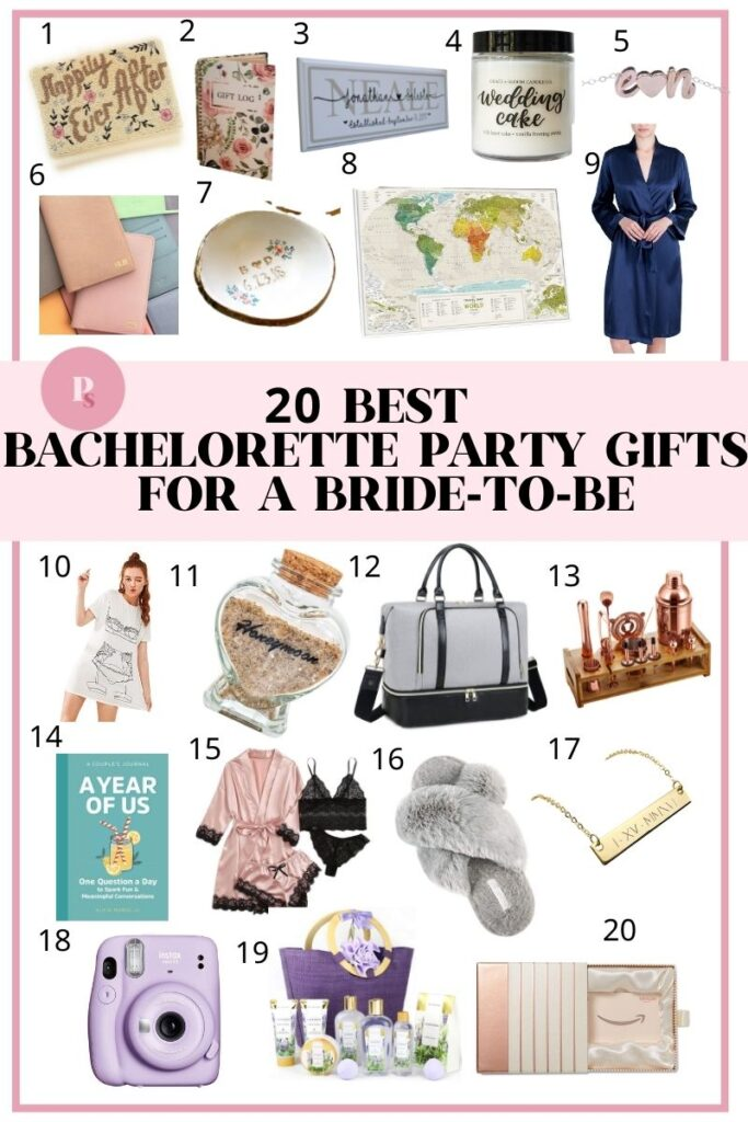 Best Gifts for a Bachelorette Party For the Bride