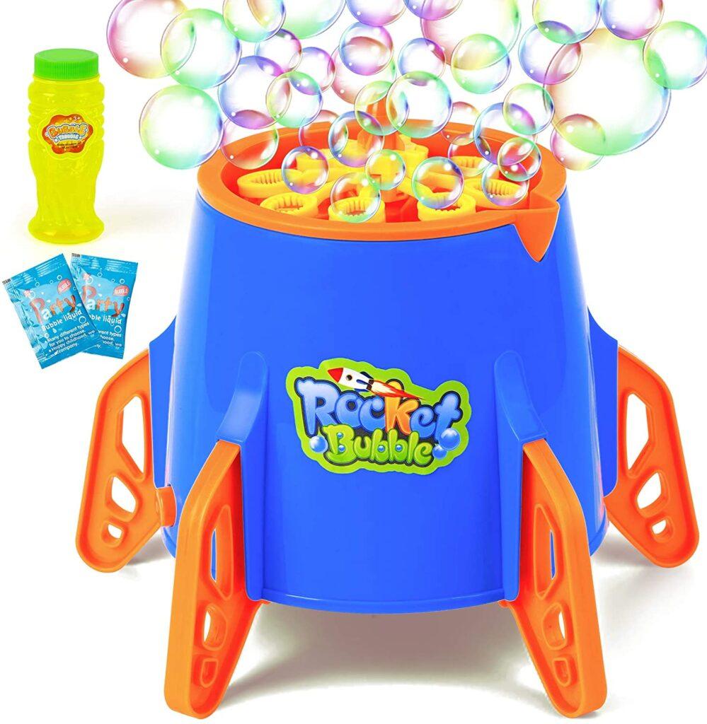 Rocket Bubble Maker Blower