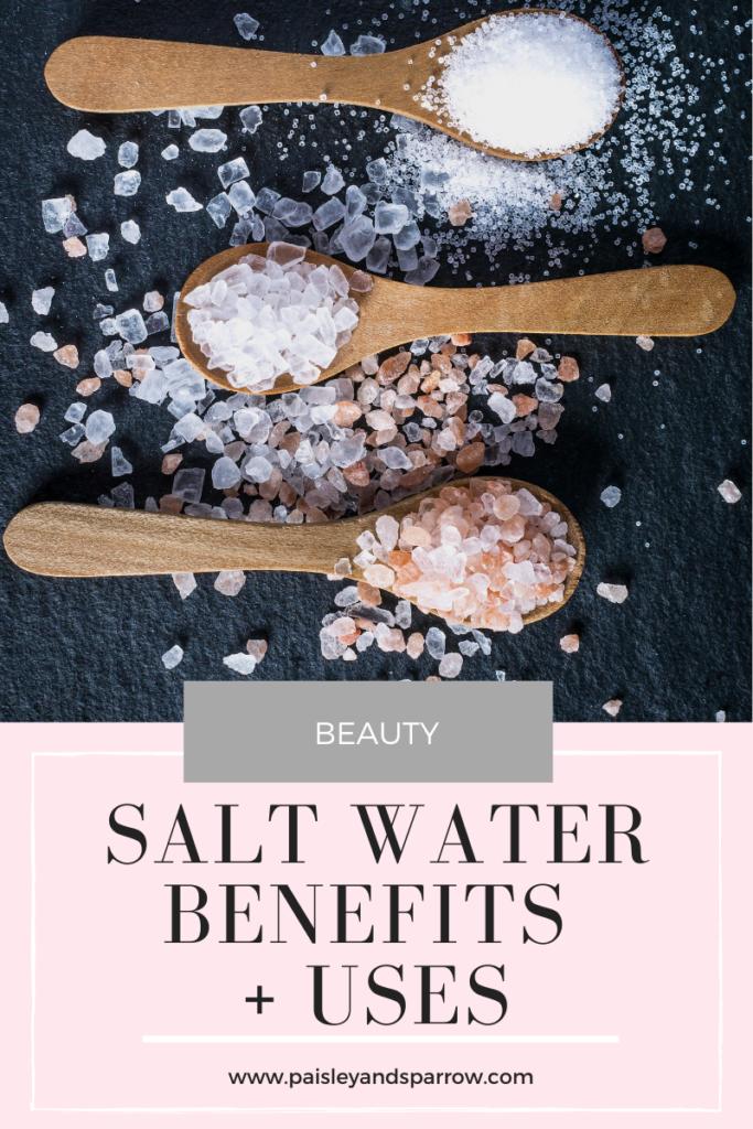 8 Salt Water Benefits for Skin