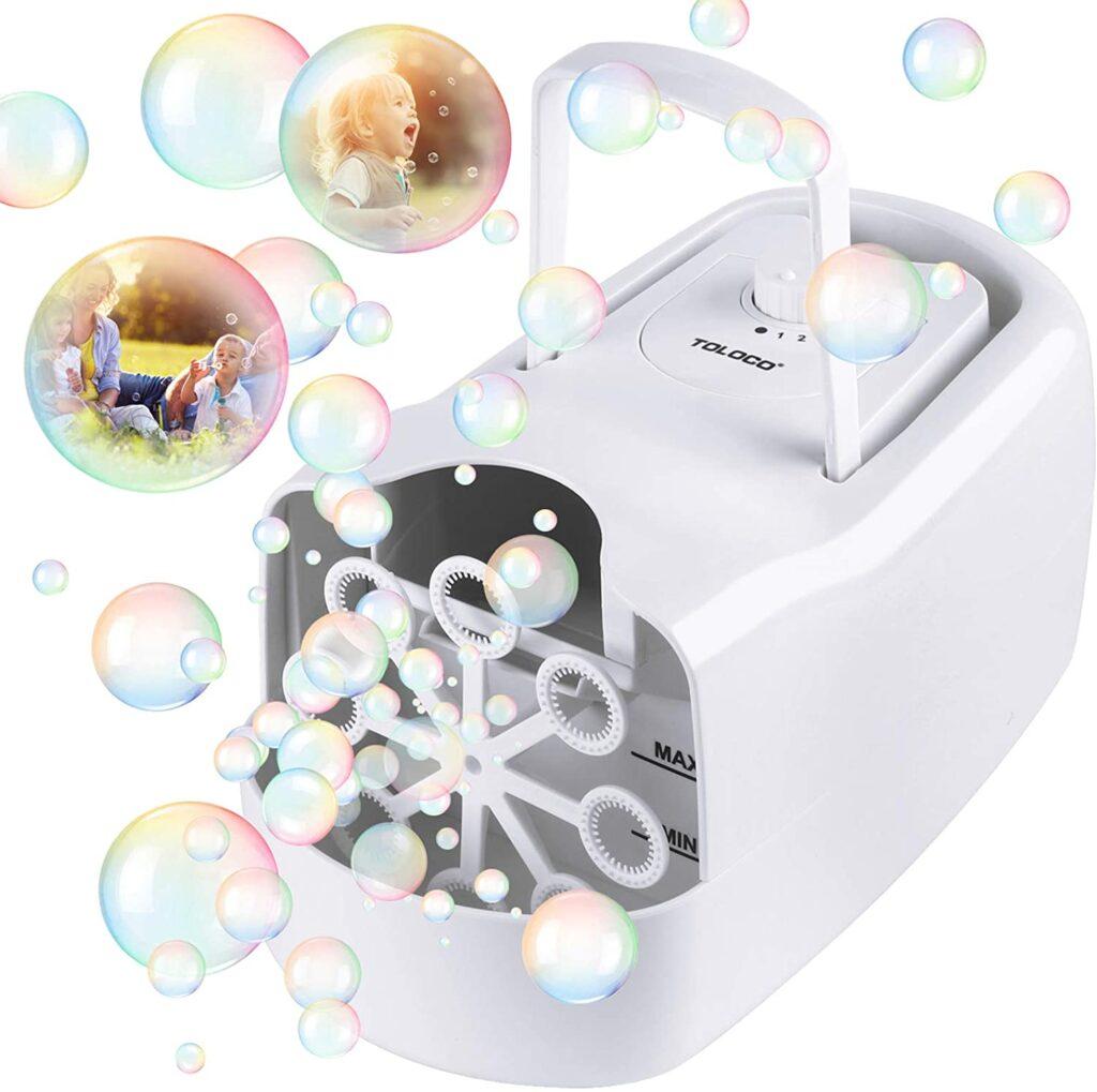 TOLOCO Bubble Machine