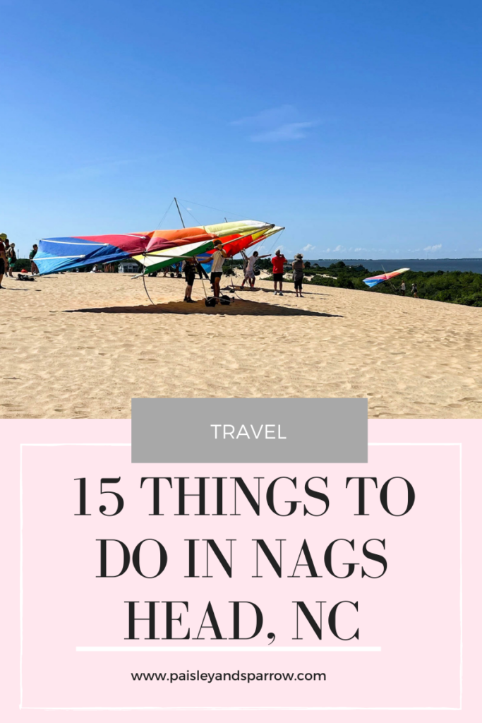 15 Things to Do in Nags Head, NC