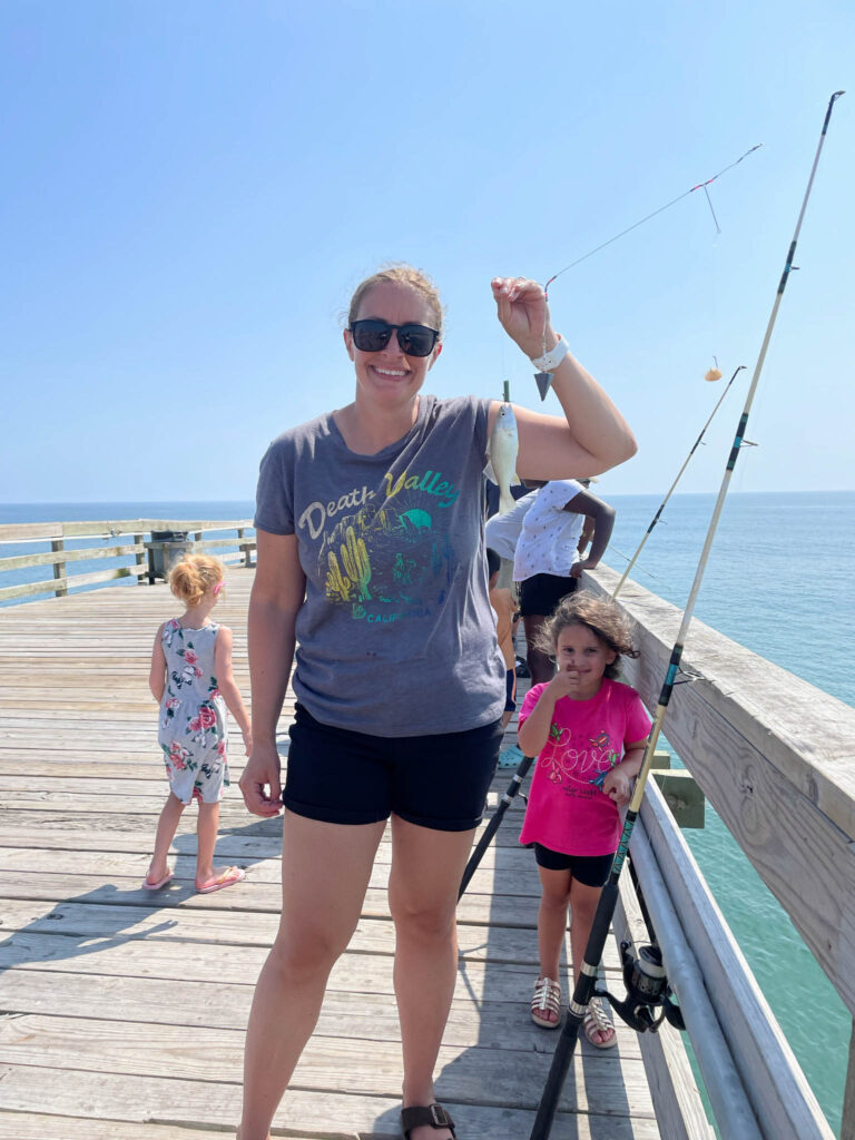 fishing in the outer banks