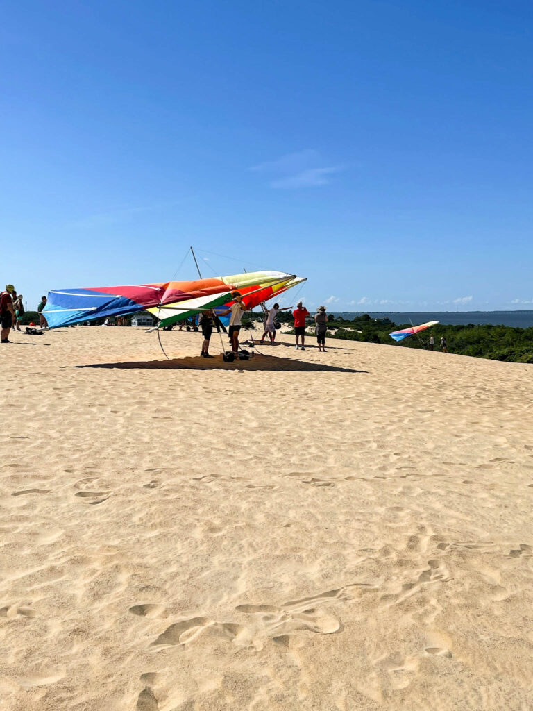 sand dunes in nags head