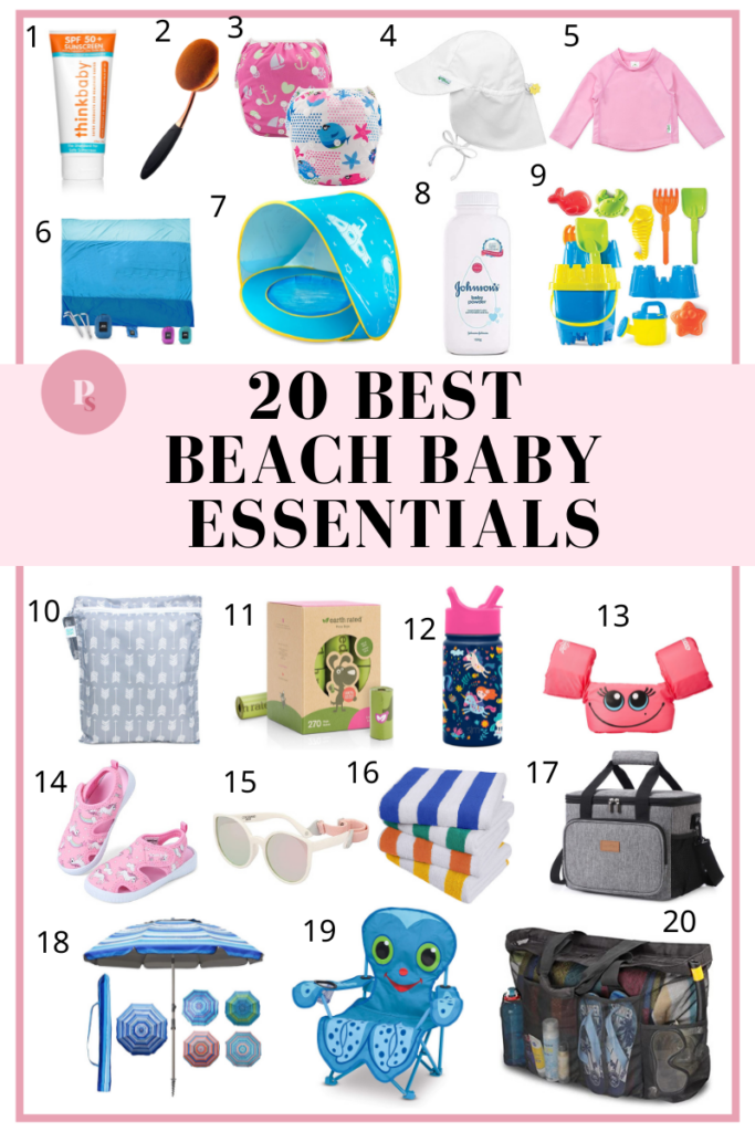 20 Best Baby Beach Gear You Need