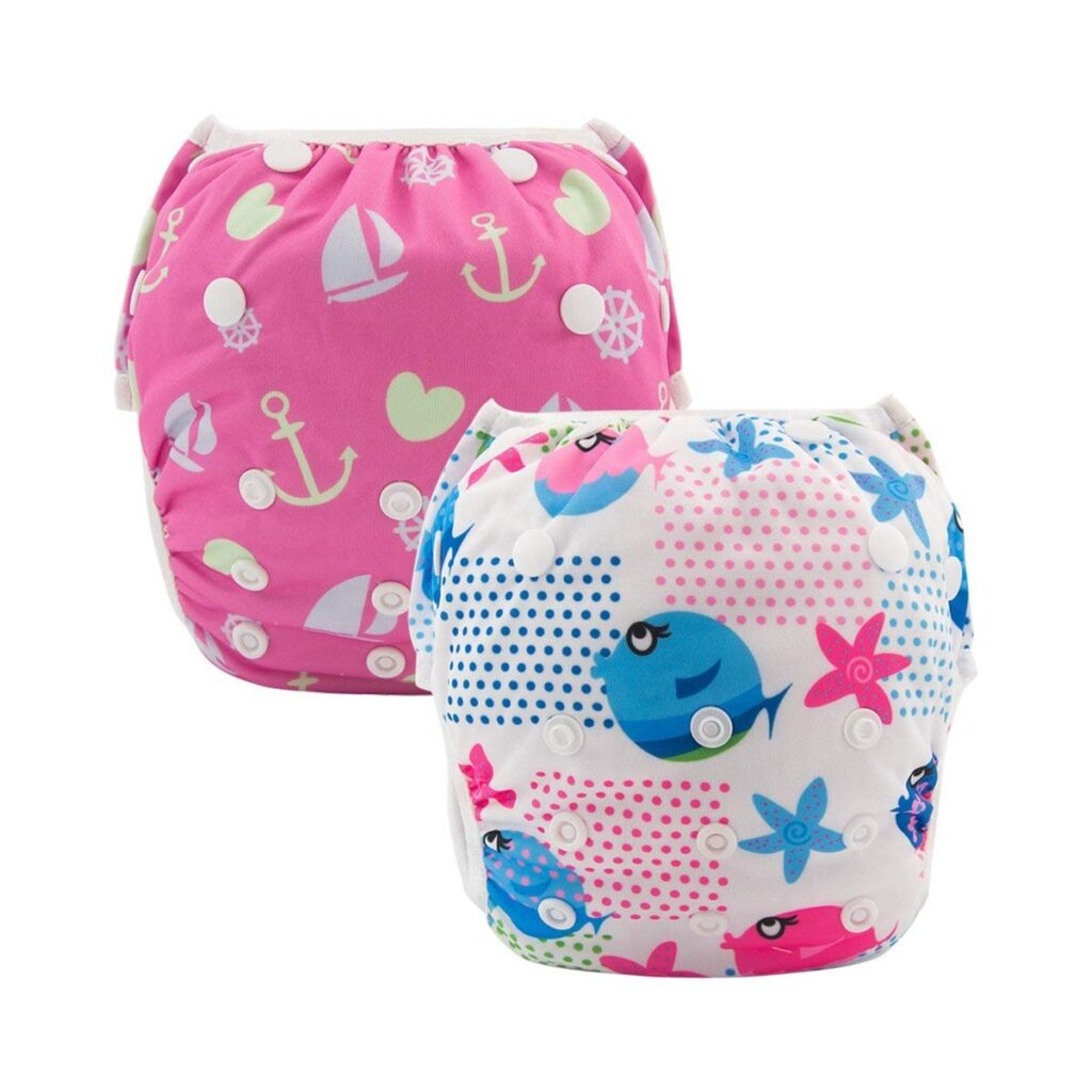 baby swim diapers