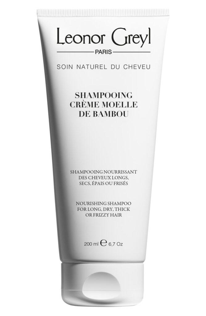 Leonor Greyl shampoo for damaged hair