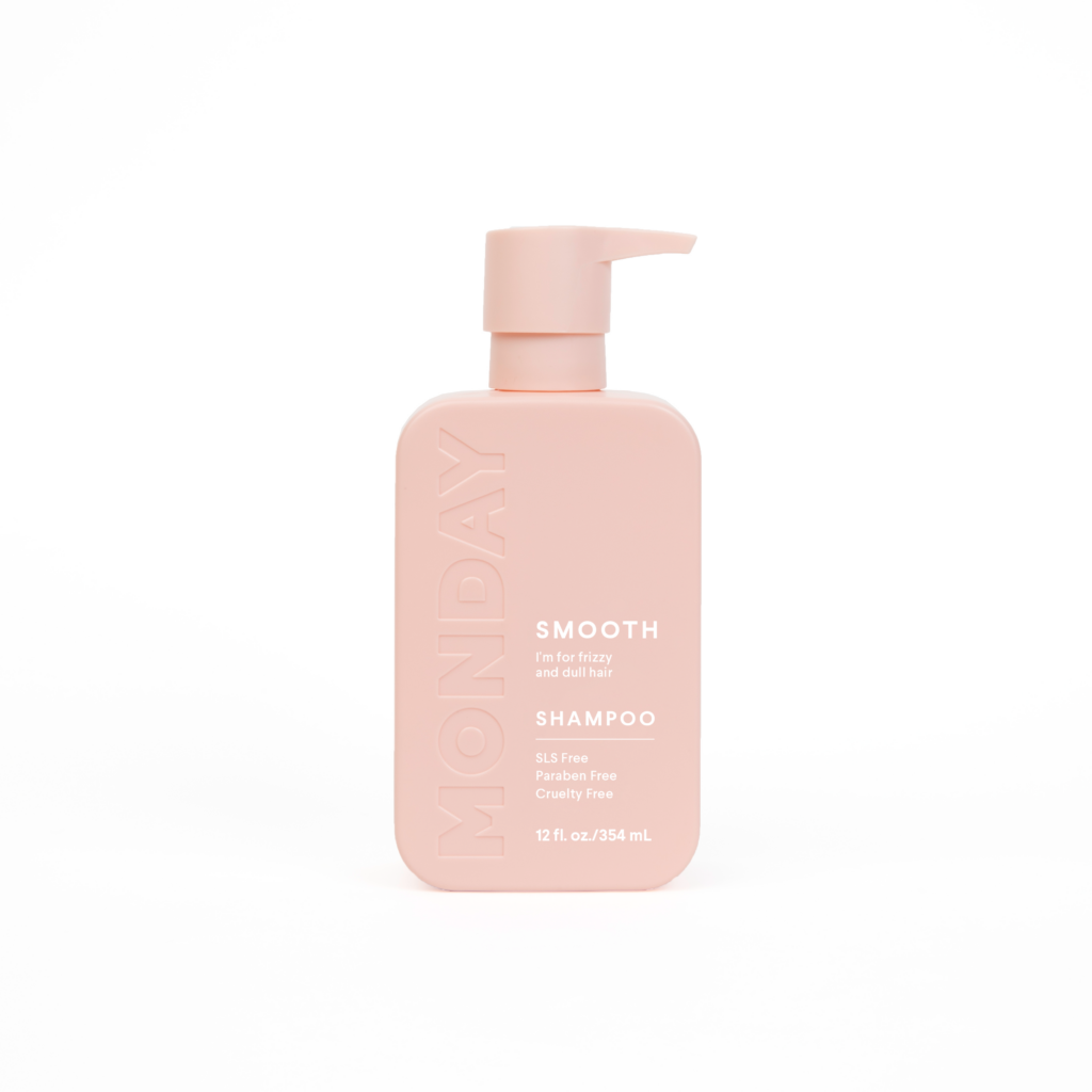 Monday Haircare Smooth shampoo for frizzy thick hair