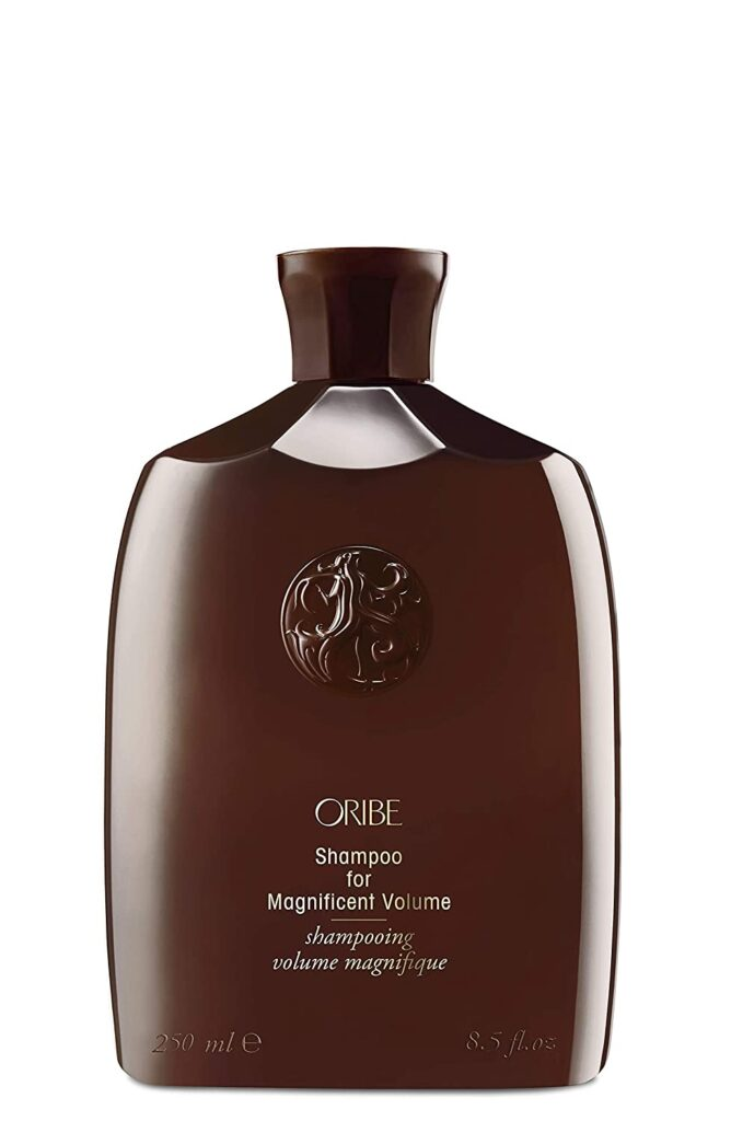 Oribe Shampoo for Magnificent Volume for thin hair