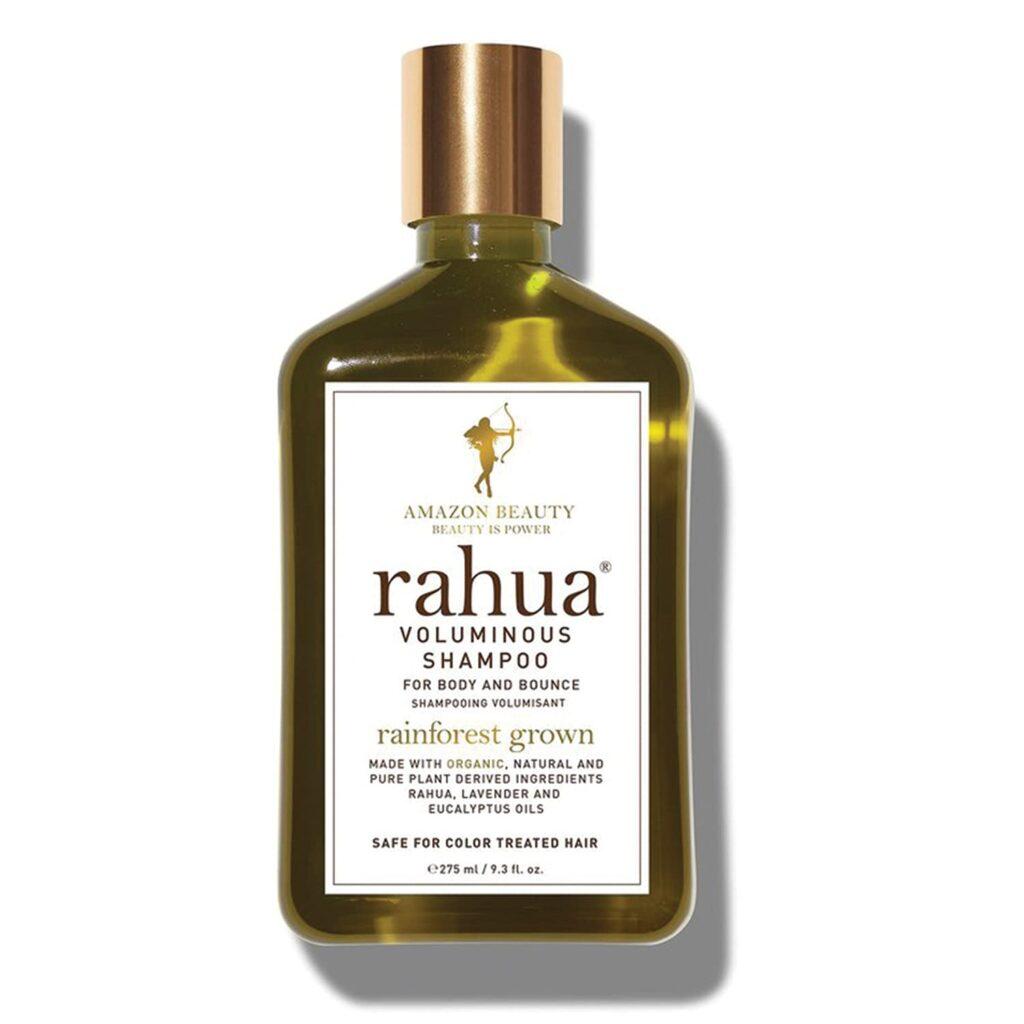 Rahua Voluminous Shampoo for more volume for thin hair
